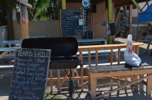 Terry's Grill in Caye Caulker