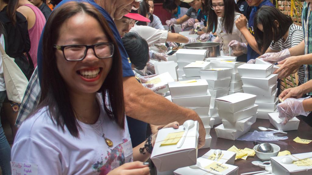Nha Trang, Volunteer in Vietnam, Lanterns