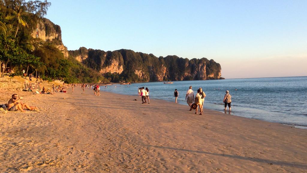 Ao Nang Beach, Fins to Spurs, Diving in Ao Nang, Thailand