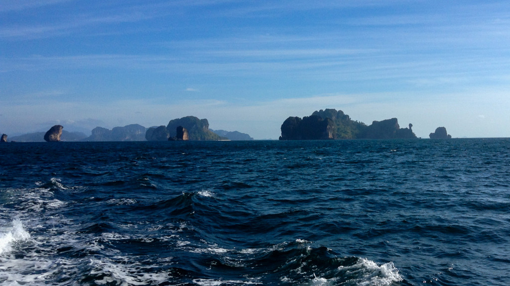 Chicken Island, Fins to Spurs, Diving in Ao Nang, Thailand
