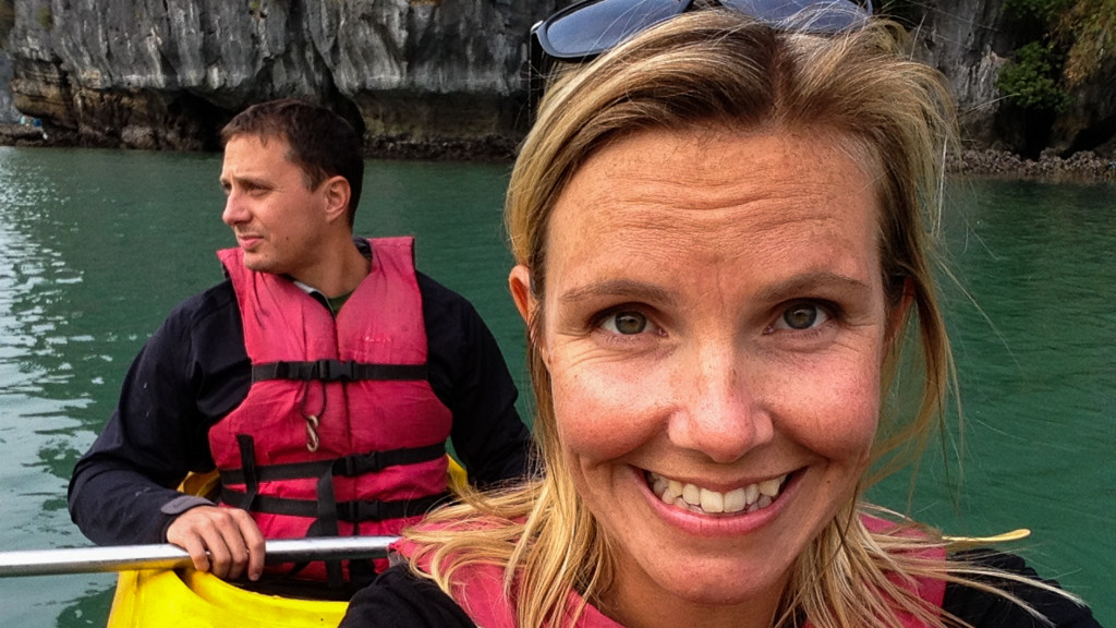 HaLong Bay, Christine West, Adam Maire, Fins to Spurs, Cat Ba, Vietnam,