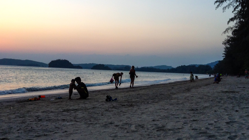 Inspired, Beach Clean up, Fins to Spurs, Ao Nang, Thailand