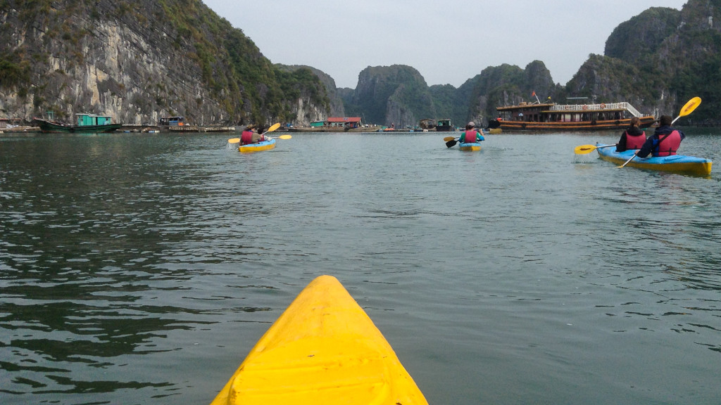 HaLong Bay, Fins to Spurs, Cat Ba, Vietnam