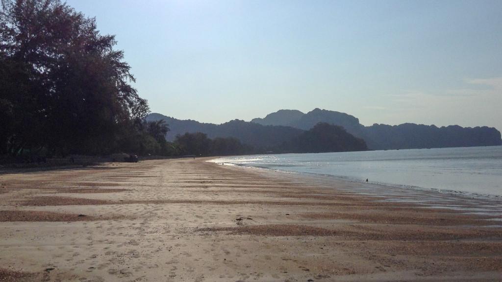 Nopparat Beach, Fins to Spurs, Diving in Ao Nang, Thailand