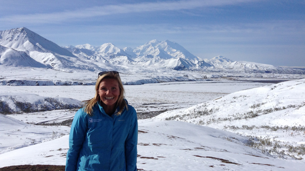 Christine West, Denali, Work in Alaska, 11 Jobs that Pay You to Travel, Fins to Spurs, Kenai Fjords