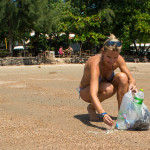 BEACH CLEAN UP: TAKE INITIATIVE WHILE YOU TRAVEL!
