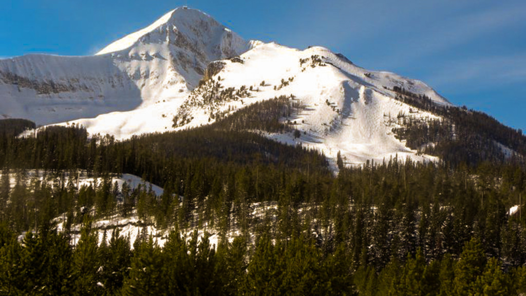 Snowy Peaks, Ski Resort, Montana, Fins to Spurs