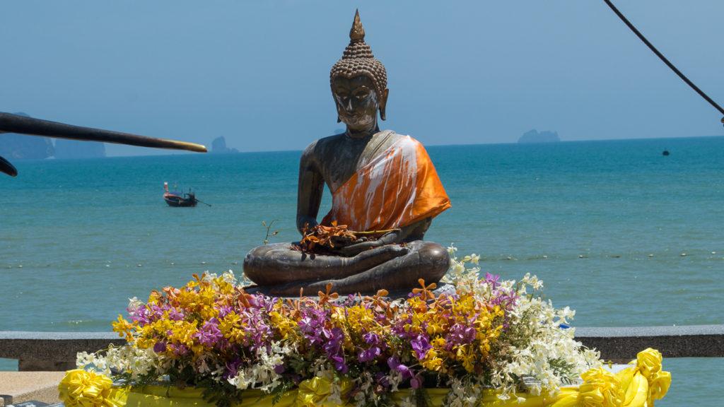 Fins to Spurs, Songkran, Buddha Thailand, Ao Nang, 2016
