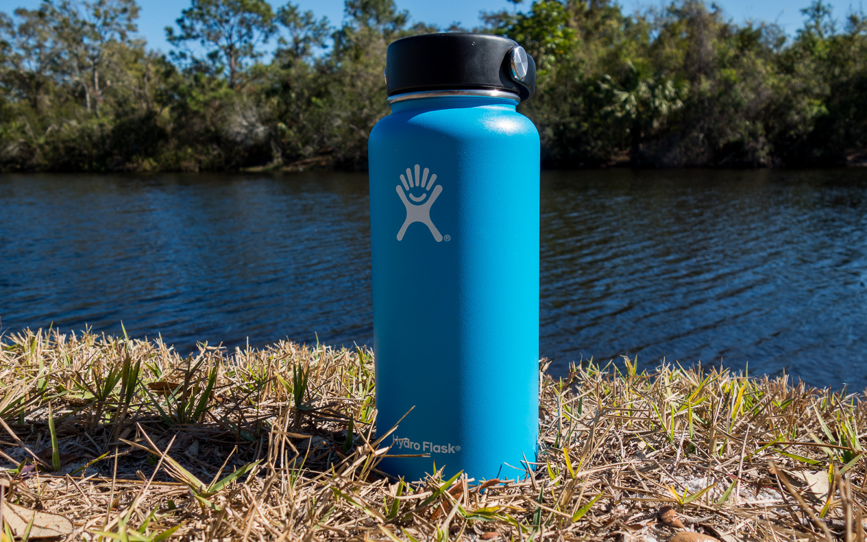 Hydro flask, Lake 2, Fins to Spurs