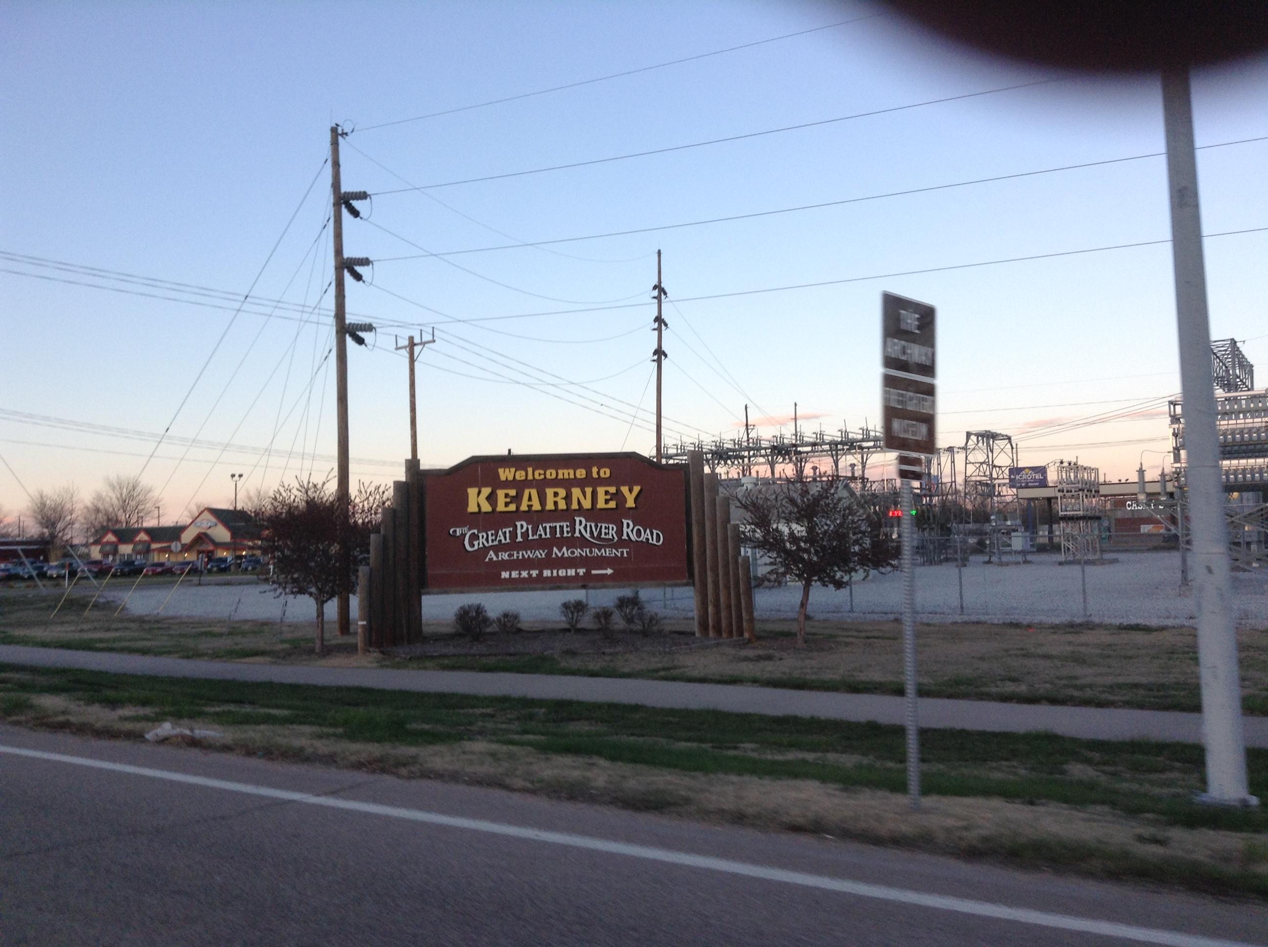 Drive to Nebraska, Kearney, Nebraska, Dive and Drive, #GetYourFinsOn